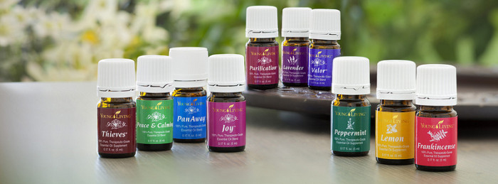 Young Life Essential Oils