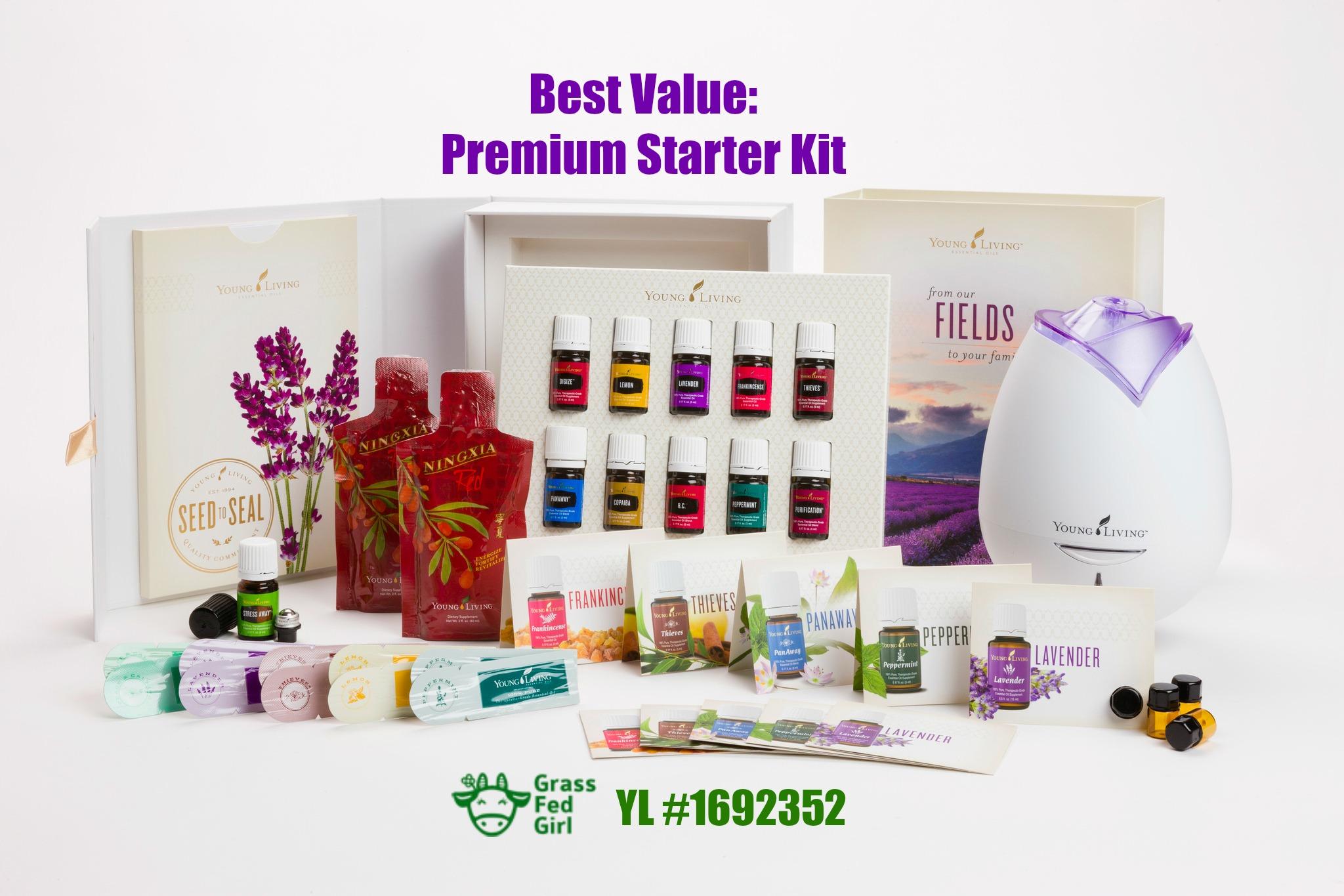 2015 Premium Starter kit