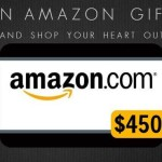 March Giveaway: $450 Amazon Gift Card