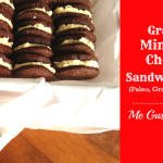 Paleo Mint Creme Chocolate Sandwich Cookie Recipe (Grain & Dairy Free)