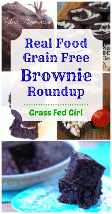 Grain Free Paleo chocolate brownie