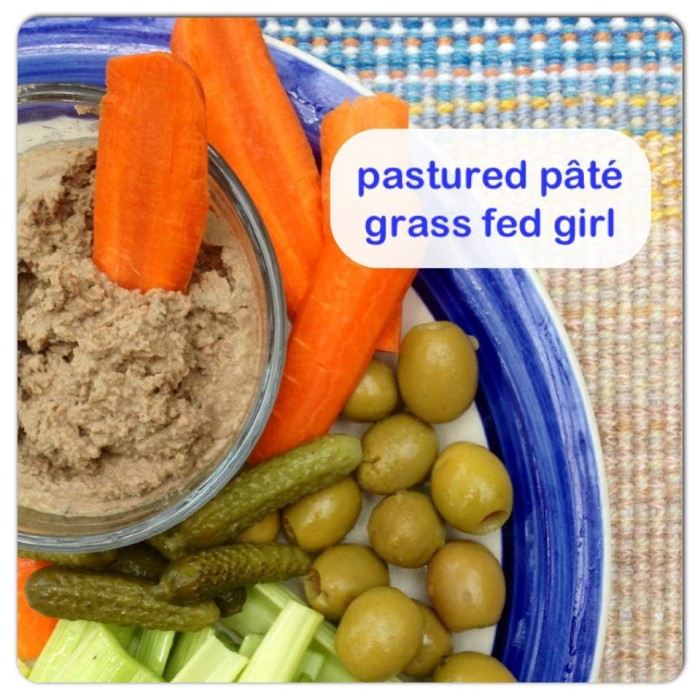 pastured paleo duck pate
