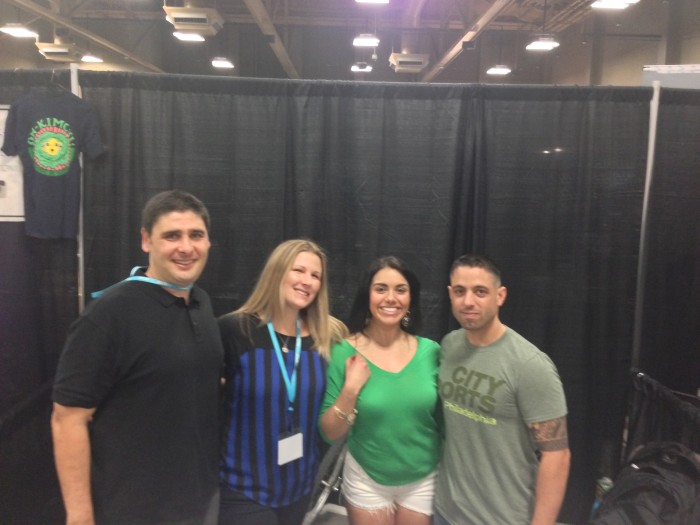 Paleo FX convention review 2014
