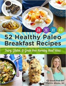 Paleo breakfast recipes ideas