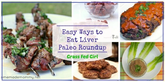 Paleo Roundup: Easy Ways to Eat Liver