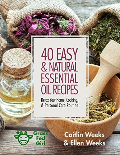 essential oil recipe book
