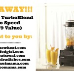 June Vitamix Giveaway