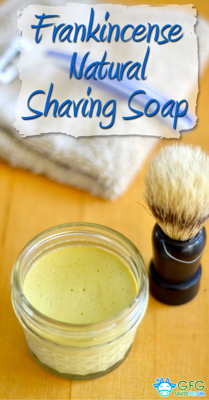 pinterest-Frankincense-Natural-Shaving-Soap