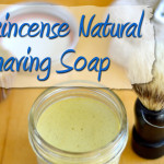 Frankincense Natural Homemade Shaving Soap Recipe