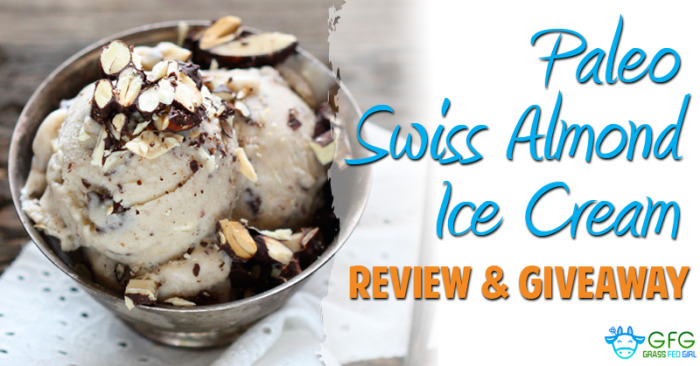 Paleo Swiss Almond Dairy Free Low Carb Ice Cream Recipes