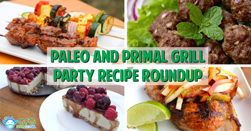 Primal Grill Party Recipe Roundup