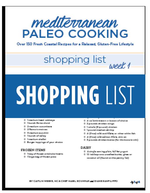 Shop-List-Mock