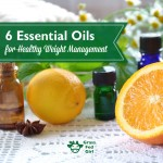 Essential Oils for Healthy Weight Management
