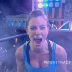 First Woman to Ever Finish An American Ninja Warrior Course