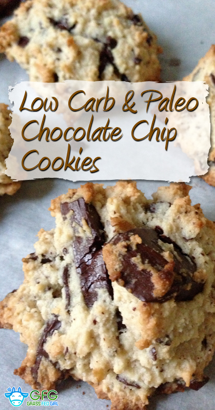 Low Fat Low Sodium Chocolate Chip Cookies