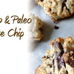 Keto, Low Carb and Paleo Chocolate Chip Cookies Recipe
