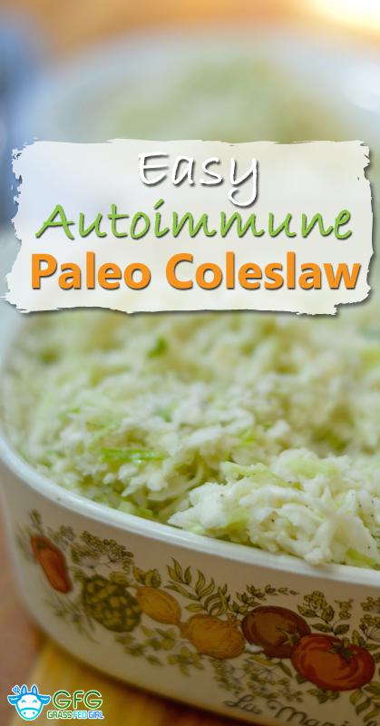 Paleo Coleslaw Dressing