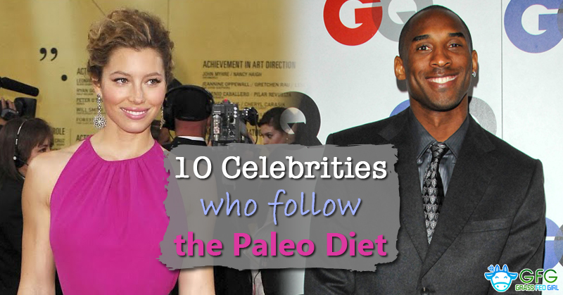 famous people endorsing paleo diet