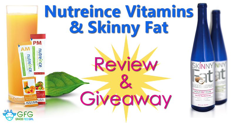 Nutreince Vitamins and Skinny Fat