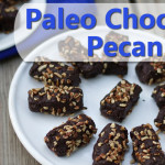 Paleo Chocolate Pecan Bites (sugar free option)