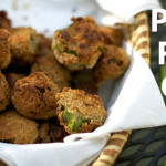 Paleo Fried Okra (gluten-free, grain-free, dairy-free, vegetarian)