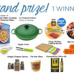 Mediterranean Paleo Cooking Book Release Celebration Giveaway