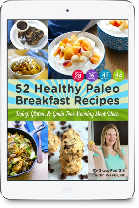 Paleo Breakfast Recipes Online