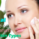 Natural Anti-Aging Face Serum for All Skin Types