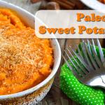 Paleo Spiced Sweet Potato Mash Recipe