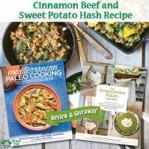 The Homestead Meets The Paleo Diet: Book Review and Giveaway