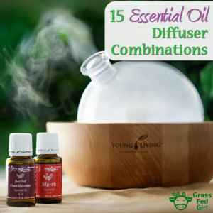 15 Essential Oil Diffuser Combinations