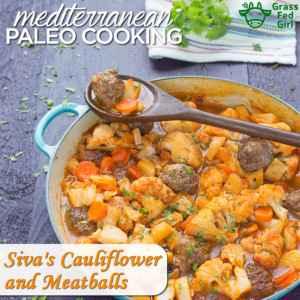 Easy Paleo Meatball Recipe