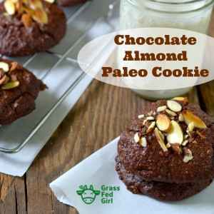 Keto Chocolate Almond Cookie Recipe