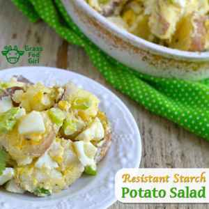 Resistant Starch Potato Salad Recipe