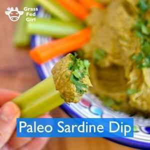 Healthy Snacks: Sardines Dip Recipe