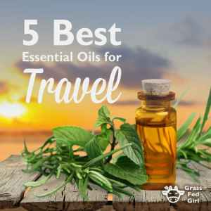 5 Best Young Living Essential Oils for Travel