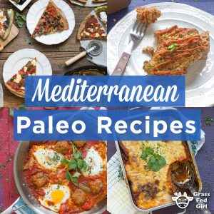 Paleo Mediterranean Diet Recipes