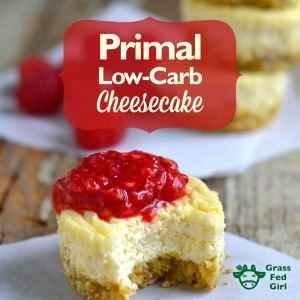 Keto Raspberry Cheesecake Recipe