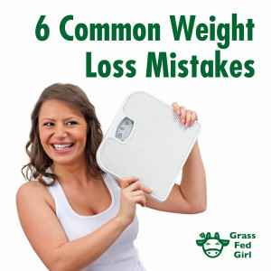 6 Common Mistakes While Losing Weight