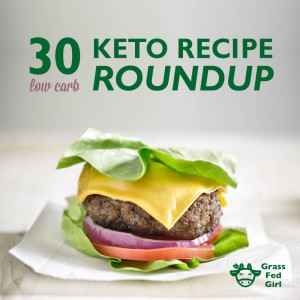 Ketogenic Recipe Roundup