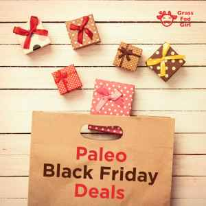 Paleo Black Friday Deals