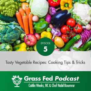 Cooking healthy recipes with vegetables: tips and tricks