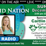 Thyroid Nation Interview About My Hashitmoto's Healing Journey