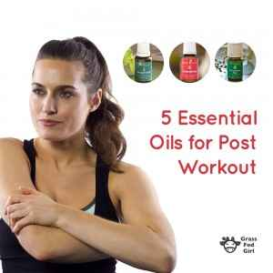5 Essential Oils for Your Pre- and Post- Workout Routine