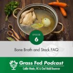 Slow Cooker Bone Broth or Stock Recipes and FAQ