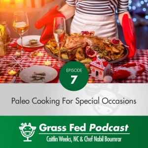 Paleo Diet Recipes for Holiday Cooking