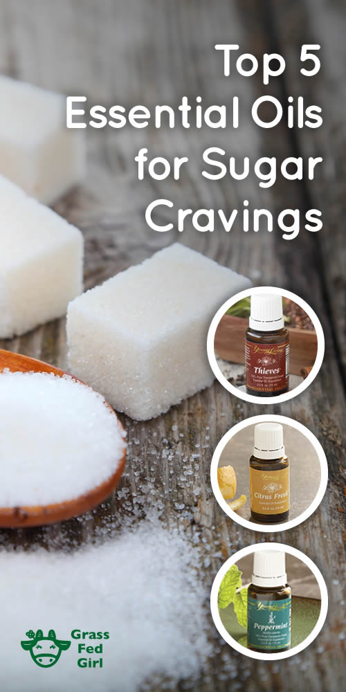 how to stop sugar cravings with essential oils