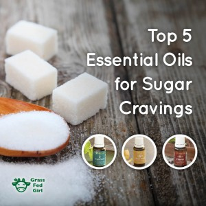 5 Essential Oils for Sugar Cravings