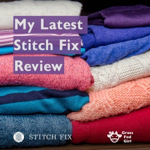 My Latest Stitch Fix Personal Shopper Service Review