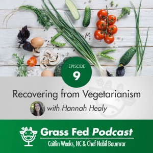 Recovering from a Vegetarian Diet